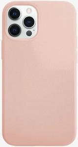 Чехол накладка VLP для Apple iPhone 12 Pro розовый
