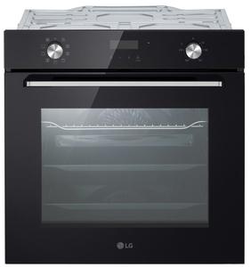 Духовой шкаф LG WSEZ7213B черный
