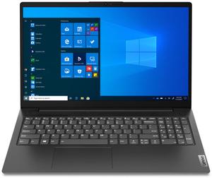 Ноутбук Lenovo V15 G2 (82KD002HRU) черный