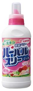 Гель для стирки белья с ароматом роз 450г Mitsuei