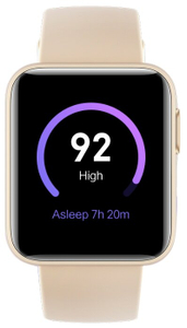 Смарт-часы Xiaomi Mi Watch Lite бежевый