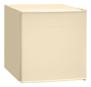 Холодильник Nordfrost NR 402 E бежевый