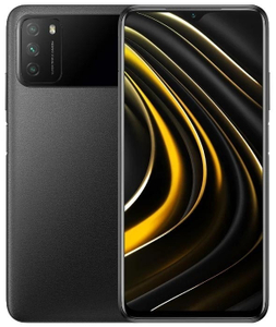 Смартфон POCO M3 64 Гб черный