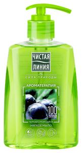 Крем-мыло жидкое Ароматерапия 250 мл Чистая линия