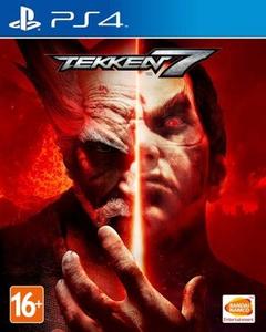 Игра на PS4 Tekken 7 [PS4, русские субтитры]