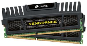 Оперативная память Corsair Vengeance [CMZ8GX3M2A1600C9] 8 Гб DDR3