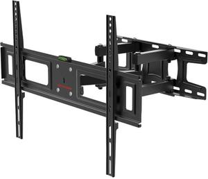 """Кронштейн для телевизора Arm Media LCD-418 черный 32""""-65"""" макс.35кг настенный поворотно-выдвижной"""