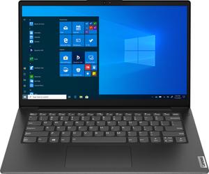 Ноутбук Lenovo V14-ALC (82KC003KRU) черный