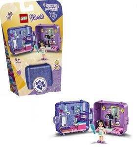 Конструктор lego friends игровая шкатулка эммы 41404