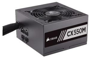 Блок питания Corsair CX550M [CP-9020102-EU] 550 Вт