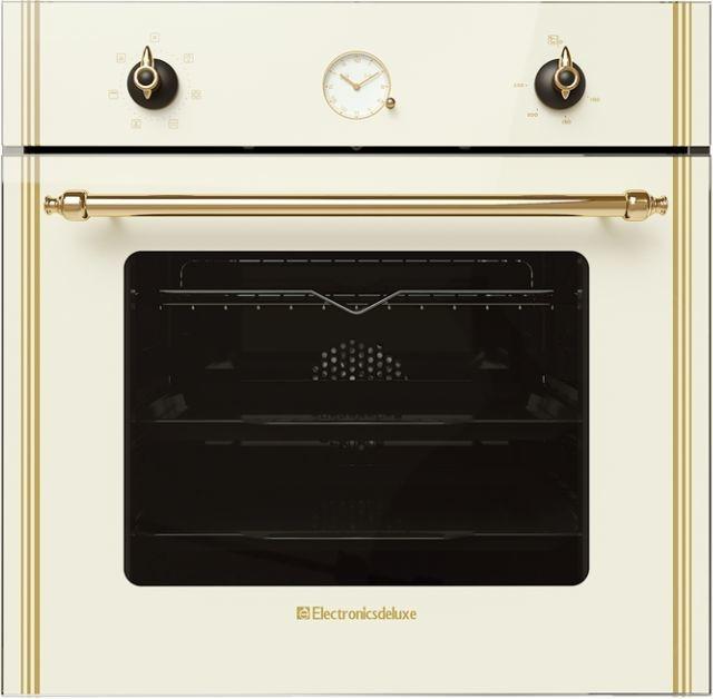 Духовой шкаф Electronicsdeluxe 6006.05эшв-001 бежевый