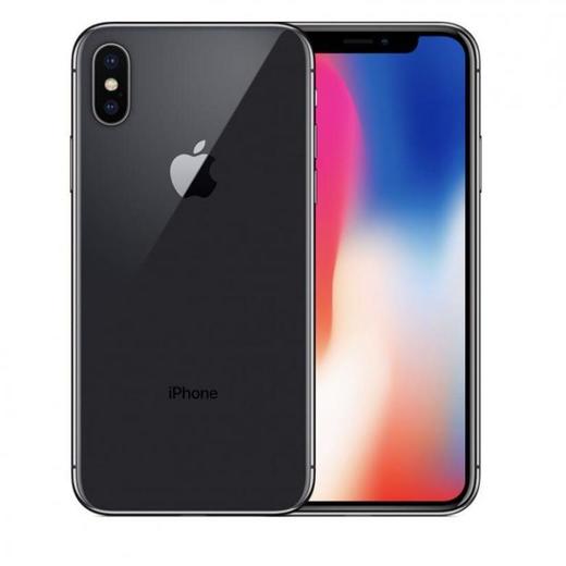 Смартфон Apple iPhone X Восстановленный 256 Гб черный