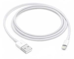 Кабель Apple MXLY2ZM/A Lightning (m) USB A(m) 1м белый