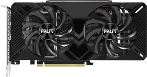 Видеокарта Palit GeForce GTX 1660 [PA-GTX1660 DUAL 6G NV] 6 Гб