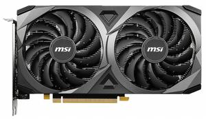 Видеокарта MSI GeForce RTX 3060 VENTUS 2X OC 12 Гб