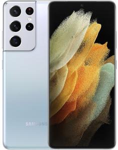 Смартфон Samsung Galaxy S21 Ultra 128 Гб серебристый