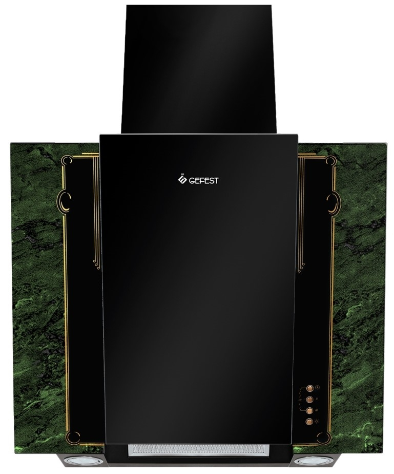 Вытяжка каминная GEFEST ВО-3603 К69 черный