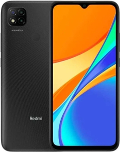 Смартфон Xiaomi Redmi 9C 64 Гб черный
