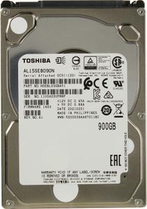 Жесткий диск Toshiba [AL15SEB090N] 900 ГБ
