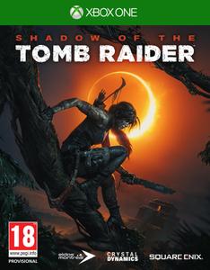 Игра на XBox One Shadow of the Tomb Raider [Xbox One, русская версия]