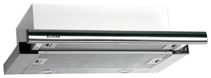 Вытяжка ELIKOR Интегра 60Н-400-В2Л серебристый