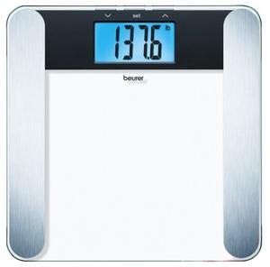 Весы напольные Beurer BF220 прозрачный