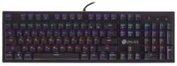 Клавиатура проводная Oklick 940G черный