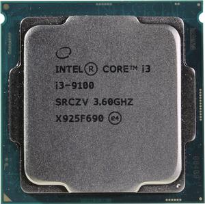Процессор Intel Core i3-9100 OEM