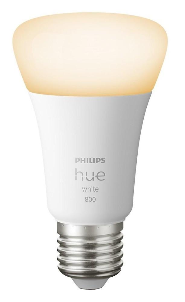 Лампа светодиодная Philips Hue Белая лампа (2700K) Philips HueW 9W A60 E27 RUS