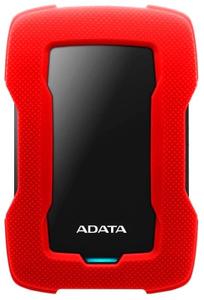 Внешний HDD накопитель ADATA [AHD330-1TU31-CRD] Durable HD330 1Тб