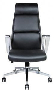 Кресло для руководителя Norden Лондон ЛЮКС черный