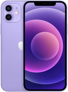 Смартфон Apple iPhone 12 MJNQ3RU/A 256 Гб фиолетовый