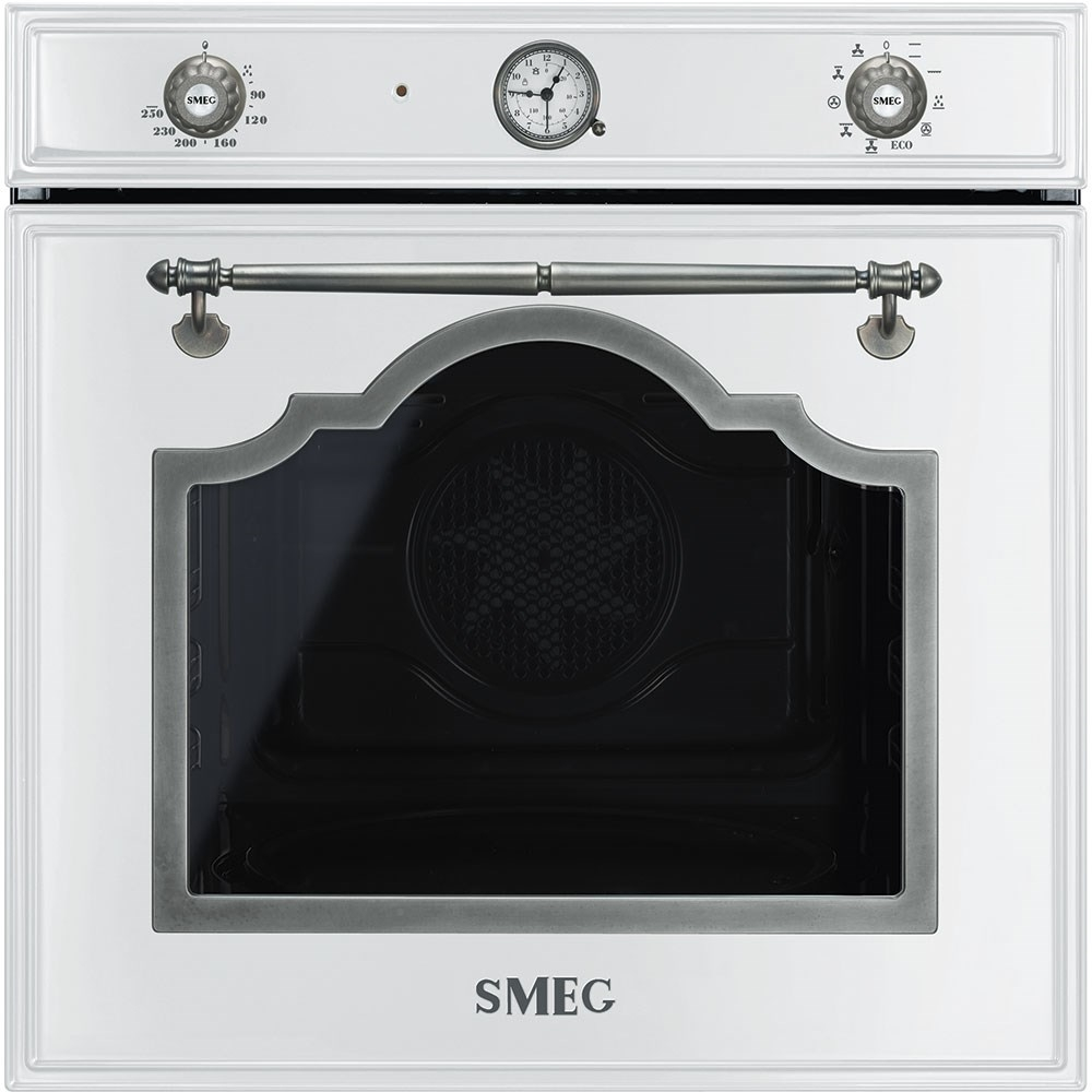 Духовой шкаф SMEG SF750BS белый
