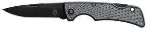 Нож перочинный Gerber US1 (1020678) 155мм серый