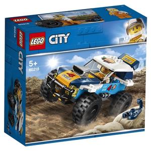 Конструктор lego city great vehicles участник гонки в пустыне 60218