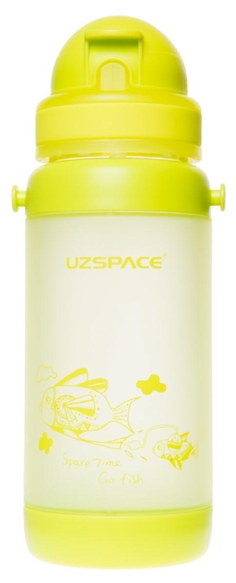Бутылка для воды UZSPACE 3039 зеленый
