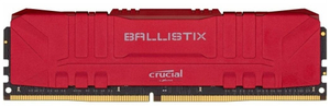 Оперативная память Crucial Ballistix [BL16G36C16U4R] 16 Гб DDR4