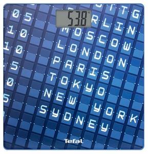 Весы напольные Tefal PP 2100 Altis Decor синий