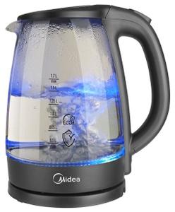 Чайник электрический Midea MK 8015 черный