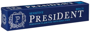 Зубная паста Sensitive 75мл President