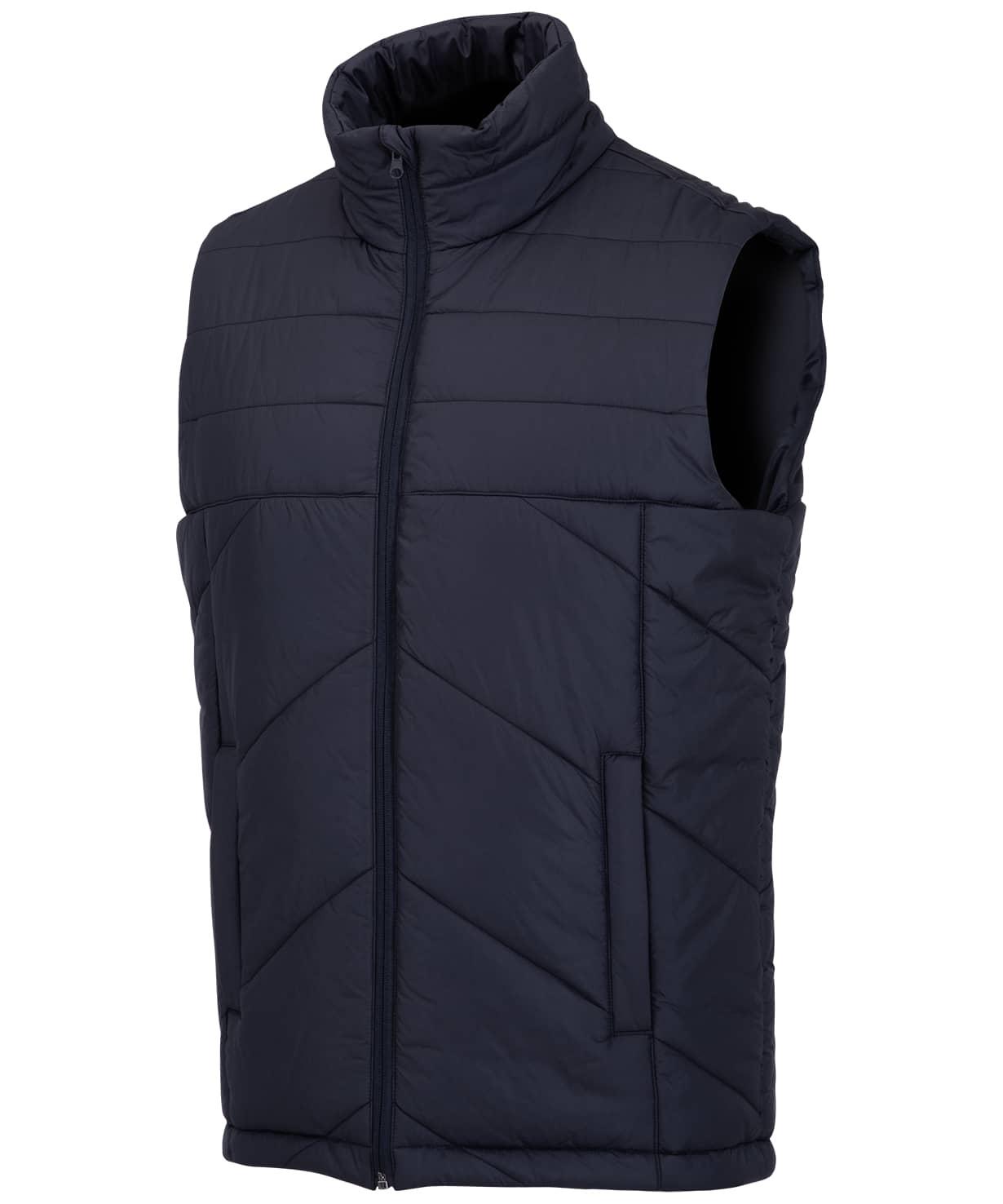 Жилет утепленный детский ESSENTIAL Padded Vest, черный