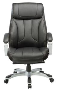 Кресло для руководителя Бюрократ T-9921 черный
