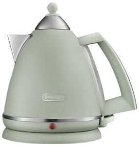 Чайник электрический Delonghi KBX2016.GR серый