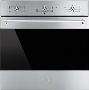 Духовой шкаф SMEG SF6381X серебристый