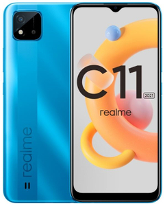 Смартфон Realme C11 2021 32 Гб синий