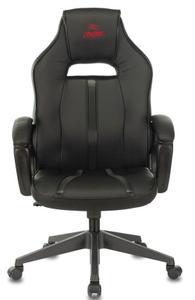 Кресло игровое Бюрократ Zombie A3 черный
