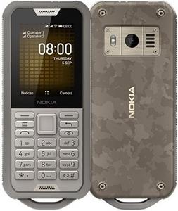 Сотовый телефон Nokia 800 Tough (TA-1186) Sand, сломан лоток sim-карты