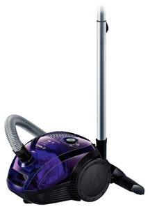 Пылесос Bosch BGN21700 1700Вт фиолетовый