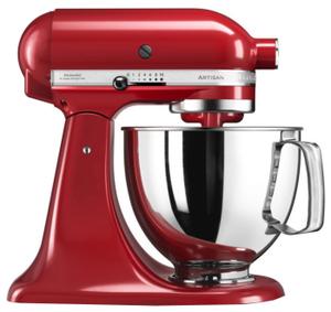 Миксер стационарный KitchenAid 5KSM125EER красный
