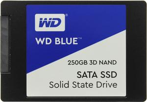 Накопитель SSD Western Digital Blue [WDS250G2B0A] 250 ГБ